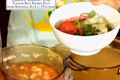 How To Make Colorful Rice Noodle Soup - Part 2: Preparation Cont