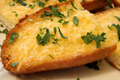 How To Make Creamy Garlic Bread