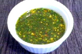 How To Make Italian Almond And Parsley Salsa Verde
