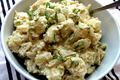 Creamy Low Fat Potato Salad