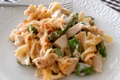 How To Make Creamy Chicken And Asparagus Noodle Casserole