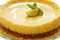 Lime-Applesauce Fluff Pie