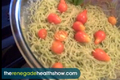 How To Make Sweet And Tangy Basil Pesto With Kelp Noodles