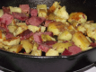 St. Patrick's Day-after Cajun Corned Beef Hash  Video