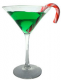 How To Make Candy Cane Martini