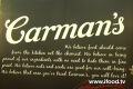 About Carman's at the Fancy Food Show 