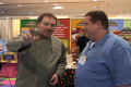 An Interview with Chef Curt at The National Restaurant Association in Chicago