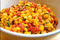 How To Make Easy Summer Corn And Pepper Salad