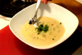 Creamy Herbed Carrot Soup