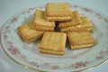 Homemade Sandwich Crackers