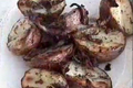 How To Make Baked Red Potatoes With Dill, Chive And Bacon