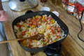 How To Make Mexican Enchiladas And Spanish Rice