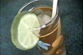 Ginger-ale Ice