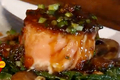 Apricot Glazed Salmon Recipe Video