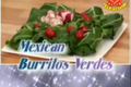 How To Make Raw Food Green Burrito