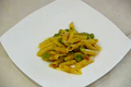 How To Make Italian Traditional Pasta With Broad Beans Sauce