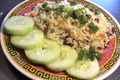How To Make Fried Rice With Chinese Sausage