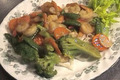 Shrimps Vegetables Stir Fry