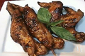 Asian Style Bbq Chicken Wings