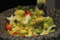 Quick and Chunky Guacamole
