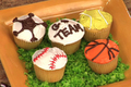 How To Make How To Decorate Sports Cupcakes