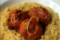 Mediterranean-style Meatballs With Couscous