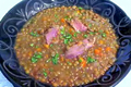 Armenian Lentil Soup With Ham Hocks