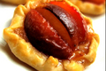 Spiced Fresh Peach Tartlets