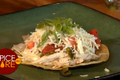 How To Make Egg Chicken Tostada