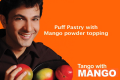How To Make Mango Powder Puffs