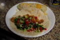 How To Make Fish And Salsa Taco