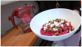 Cooking With Mavea: Seasonal Brooklyn's Roasted Beet Risotto Recipe Video