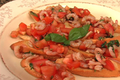 How To Make Easy Shrimp Bruschetta
