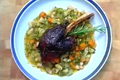 How To Make Greek Style Slow Roasted Lamb Shanks