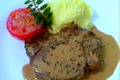 How To Make French Classic Steak Au Poivre