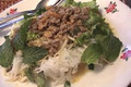 Thai Rice Noodles With Pork Curry Sauce Recipe Video