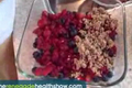 How To Make Almond And Berry Crumble