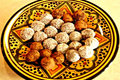 "How To Make Almond Truffles - Moroccan ""zellige"" Cookie Variation"
