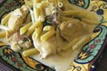 How To Make Amaretto Chicken Medallions With Penne