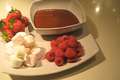 How To Make Chocolate Fondue With Fruits