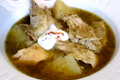 Americanized Chicken Chile Verde