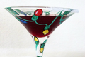 How To Make Super Antioxidant Pomegranate Martini
