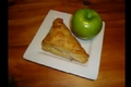 Puff Pastry with Apple Filling Part 5 - Baking