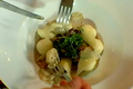 How To Make Italian Artichoke Antipasta And Ricotta Gnudi
