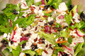 Arugula Fennel And Pomegranate Salad