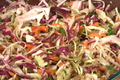 How To Make Spicy Asian Coleslaw