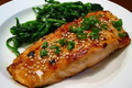 Asian-style Pan Seared Soy Salmon Recipe Video