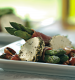 How To Make Prosciutto-wrapped Asparagus With Goat Cheese And Mushroom Salad
