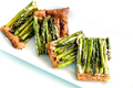 Asparagus Tart Recipe Video