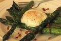 How To Make Italian Asparagus With Prosciutto And Poached Egg